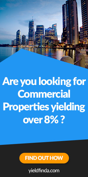 High Yield Commercial Property